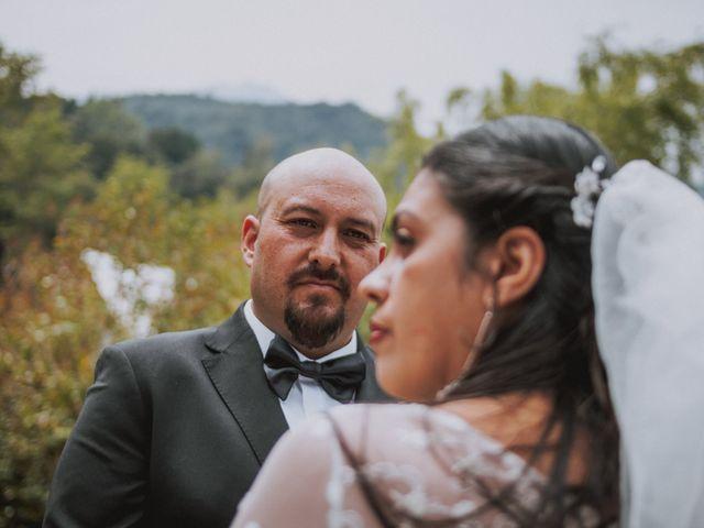 El matrimonio de Pablo y Rosa en San José de Maipo, Cordillera 6