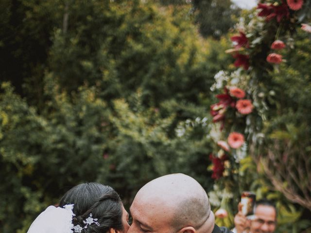 El matrimonio de Pablo y Rosa en San José de Maipo, Cordillera 7