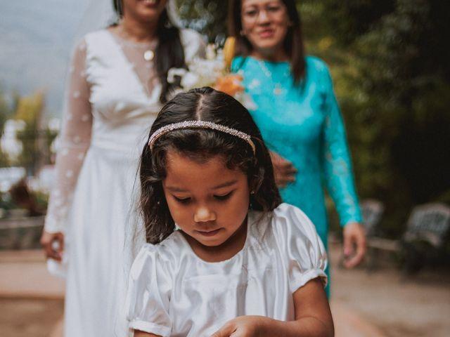El matrimonio de Pablo y Rosa en San José de Maipo, Cordillera 10