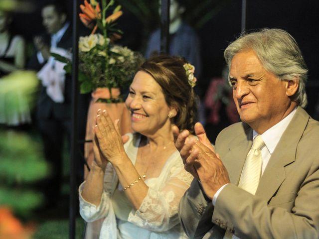 El matrimonio de Ana y Sergio