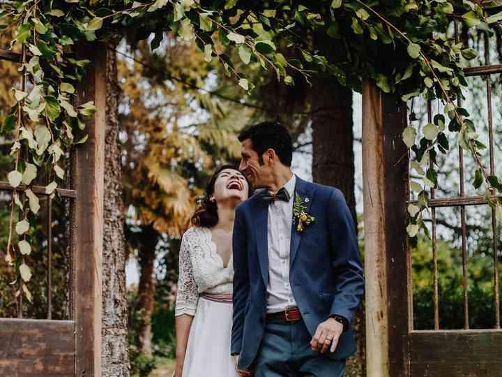 El matrimonio de Bea y Pato