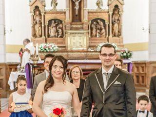 El matrimonio de Antonella y Cristian