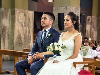 El matrimonio de Sergio  y Mariana  1
