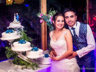 El matrimonio de Sergio  y Mariana  2