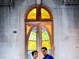 El matrimonio de Isaias y Stephanie 3