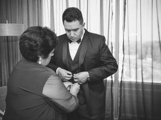 El matrimonio de Cristina y Gabriel 3