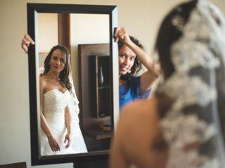 El matrimonio de Fedora y Rodrigo 3