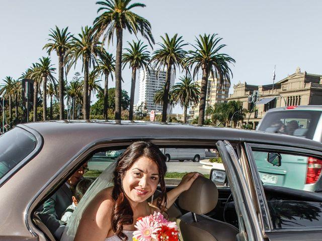 El matrimonio de Cristian y Antonella en Viña del Mar, Valparaíso 16