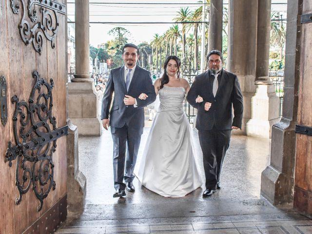 El matrimonio de Cristian y Antonella en Viña del Mar, Valparaíso 17