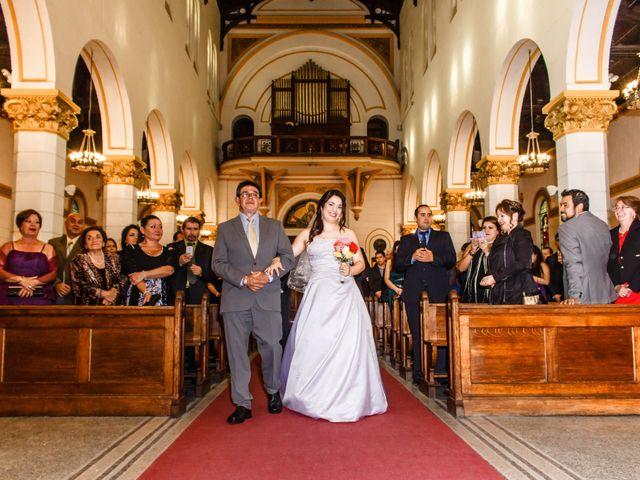 El matrimonio de Cristian y Antonella en Viña del Mar, Valparaíso 18