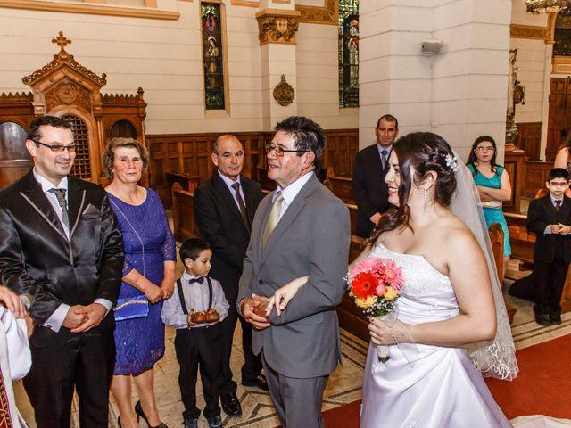 El matrimonio de Cristian y Antonella en Viña del Mar, Valparaíso 19