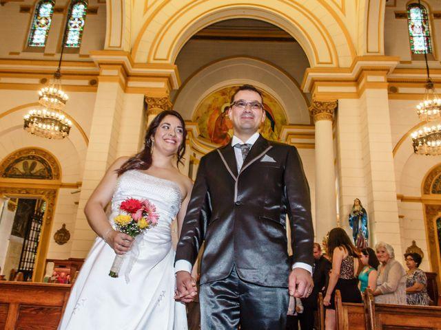 El matrimonio de Cristian y Antonella en Viña del Mar, Valparaíso 23