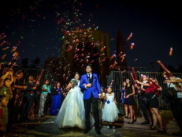 El matrimonio de Isaias y Stephanie