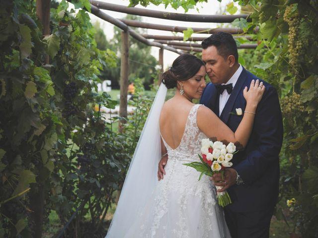El matrimonio de Cristina y Gabriel