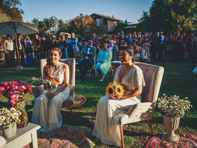 El matrimonio de Magdalena y Paula en Talagante, Talagante 9
