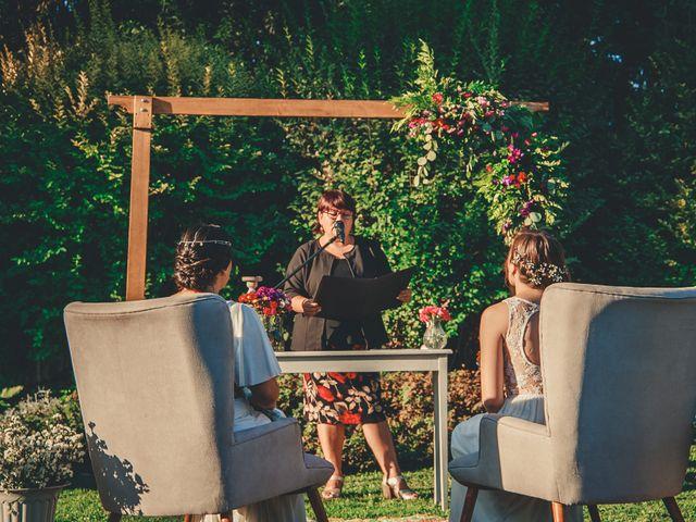 El matrimonio de Magdalena y Paula en Talagante, Talagante 10