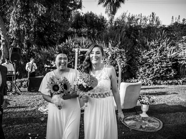 El matrimonio de Magdalena y Paula en Talagante, Talagante 11