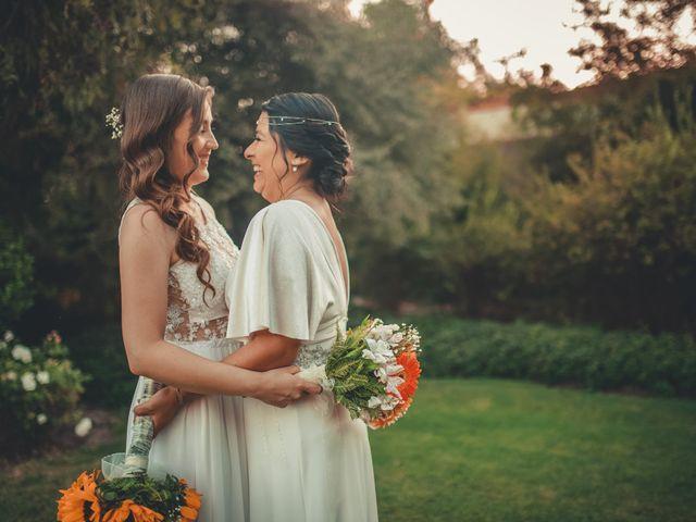 El matrimonio de Magdalena y Paula en Talagante, Talagante 2