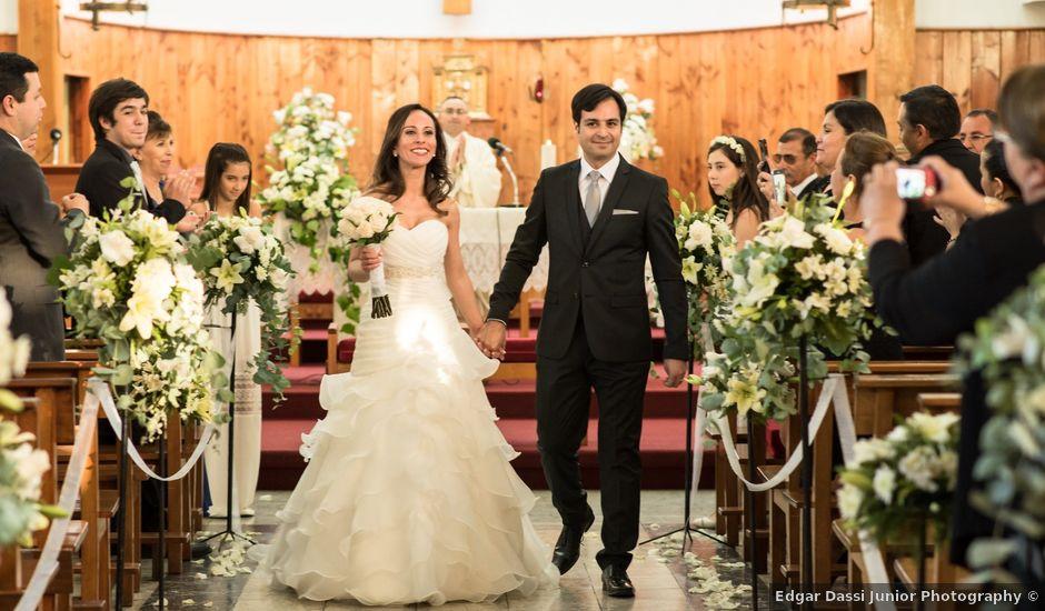 El matrimonio de Rodrigo y Fedora en Temuco, Cautín