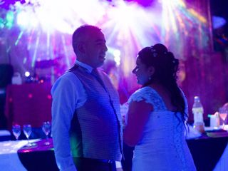 El matrimonio de Mariela y Marcelo