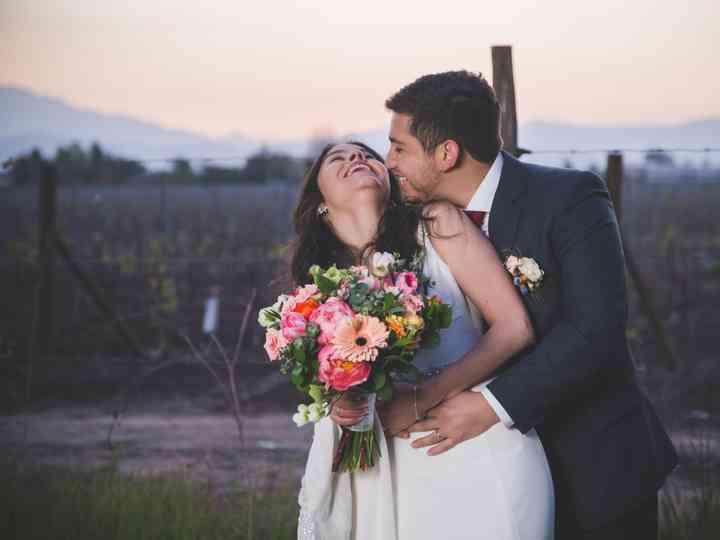 El matrimonio de José Manuel y Constanza