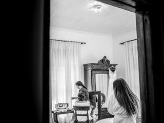 El matrimonio de Rosario y Andrés 1