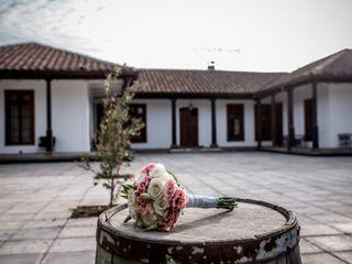El matrimonio de Rosario y Andrés 2