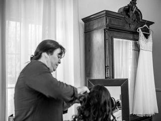El matrimonio de Rosario y Andrés 3