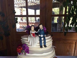 El matrimonio de Bárbara  y Esteban 2