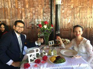 El matrimonio de Bárbara  y Esteban 3