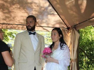 El matrimonio de Evandry  y Ricardo  3
