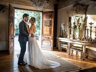 El matrimonio de Claudia y Paulo