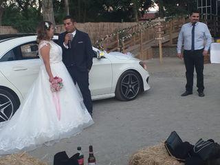 El matrimonio de Valeria y Guillermo 3