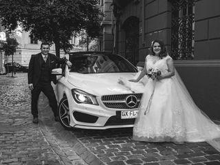 El matrimonio de Valeria y Guillermo