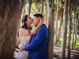 El matrimonio de Lisette y Luis 3