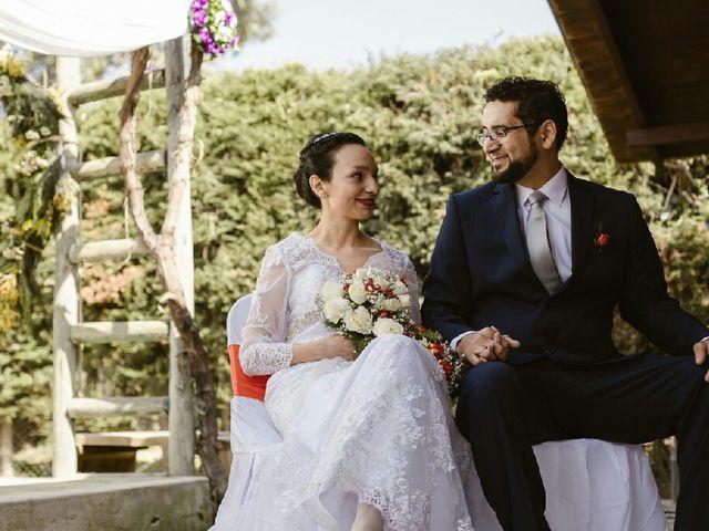 El matrimonio de Bárbara  y Esteban