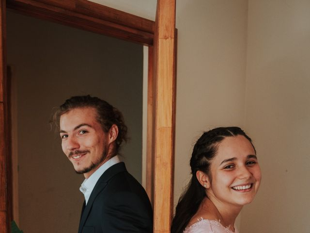 El matrimonio de Alejandro y Rachel en Isla de Maipo, Talagante 1