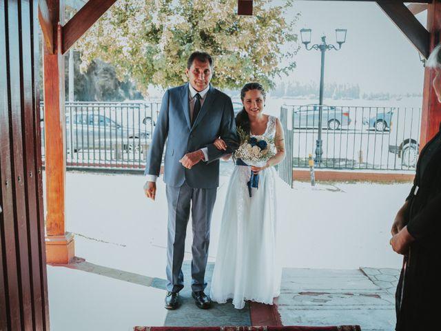 El matrimonio de Alejandro y Rachel en Isla de Maipo, Talagante 11