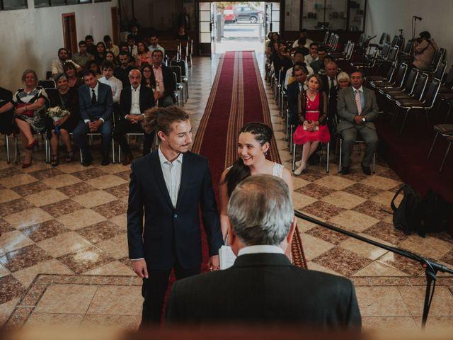 El matrimonio de Alejandro y Rachel en Isla de Maipo, Talagante 13