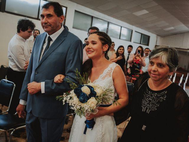 El matrimonio de Alejandro y Rachel en Isla de Maipo, Talagante 14