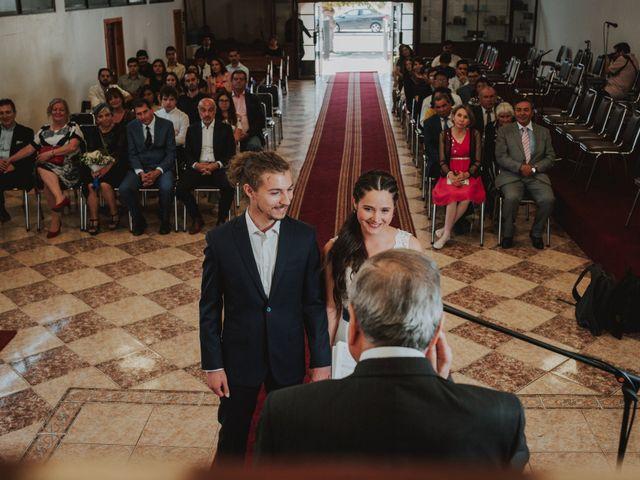 El matrimonio de Rachel y Alejandro