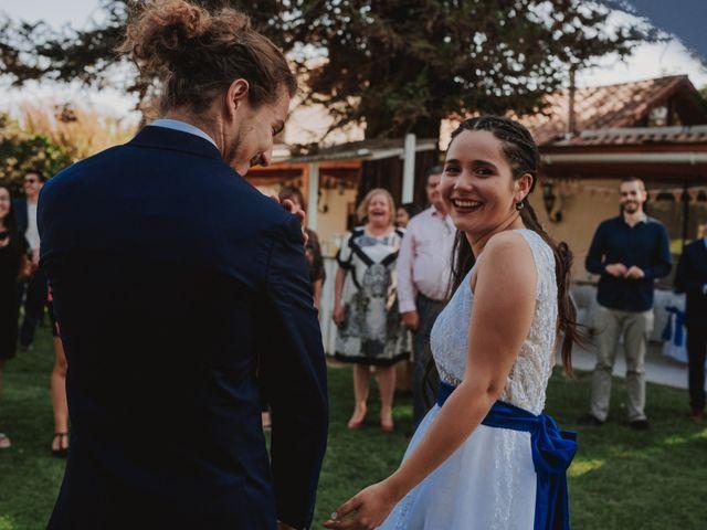 El matrimonio de Alejandro y Rachel en Isla de Maipo, Talagante 34