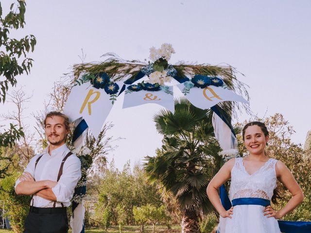 El matrimonio de Alejandro y Rachel en Isla de Maipo, Talagante 43