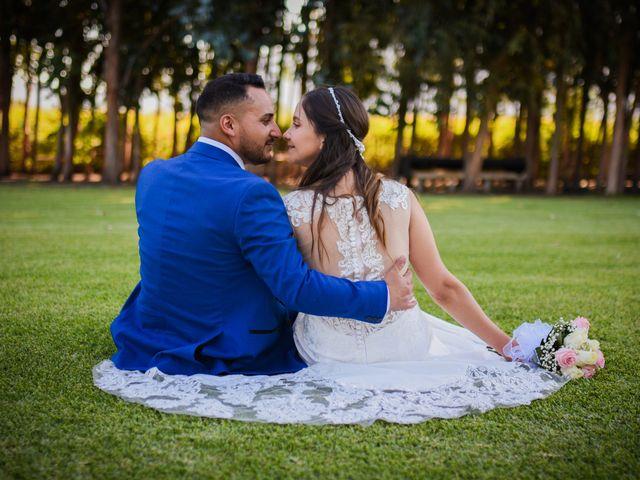 El matrimonio de Lisette y Luis
