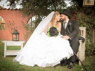 El matrimonio de Libeth y Marcelo