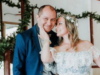 El matrimonio de Carola y Felipe 3