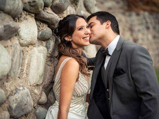 El matrimonio de Nicole y Hernán