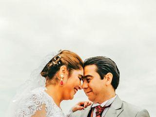 El matrimonio de Christian y Rosa 2