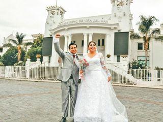 El matrimonio de Christian y Rosa 3