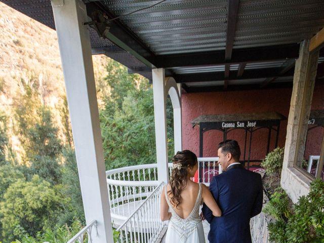 El matrimonio de Hernán y Nicole en Santiago, Santiago 7